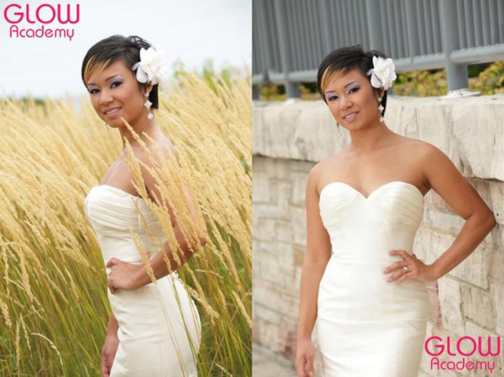 Bridal Makeup Glow Academy