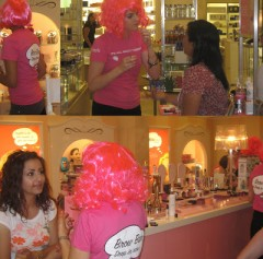 benefit brow event