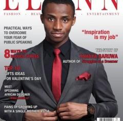 2Elonn Cover Shoot - Winter 2012