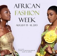 African Fashion Week 1