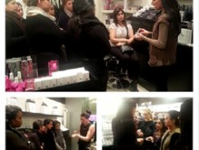Artist Night At Shopglow Beauty Bar