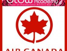 GLOW & AIR CANADA COLLABORATION