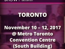 Toronto National Women's Show 2017
