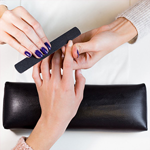 Standard Manicure Pedicure