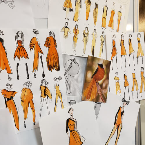 Fashion Illustration And Design Glow Academy