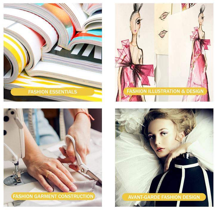 Fashion Design Courses Are Here Fashion Design School Courses Class
