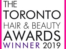 Beauty Award for Training Academy of the year!