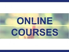 ONLINE COURSES AVAILABLE!